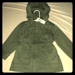 Toddler Girls Parka/Coat/Jacket